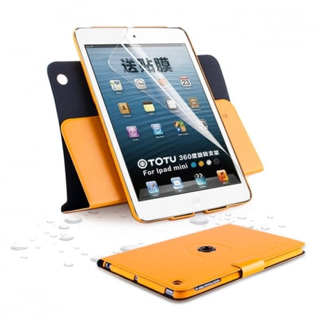 TOTU Smart Cover Case för iPad Mini / iPad Air
