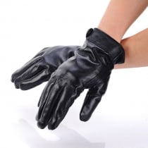 CXYZ New Original Leather Gloves Touch Screen